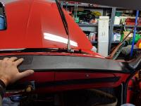 cip 1 dash pad issues on a 66 ghia coupe