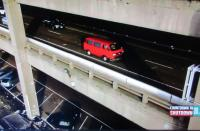 Vanagon on the Seattle viaduct