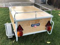 1967 Westfalia Essen Trailer