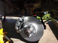 Big Brake Detail