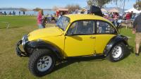 The Raffle Baja Bug at Buses by the Bridge (BBtB) Jan. 17 - 20th, 2019