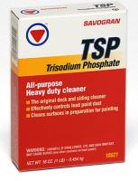 TSP for cleaning pistons and cylinders