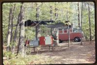 1959-60 23-Window camping in 1967