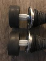 930 cv joint and heavy duty axle