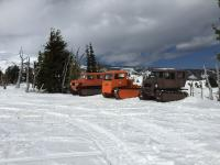 Vw powered tucker sno cat