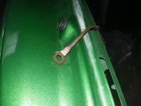 horn ground wire