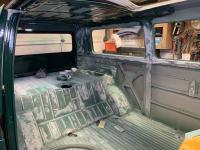 69 Bay Sanding Interior For Paint