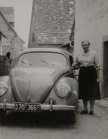Vintage VW split window photos