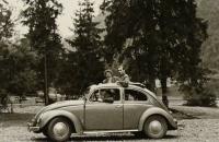VW oval window photos