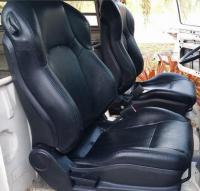 My Hyundai Leather seats