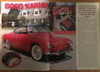 Lowlight Karmann Ghia