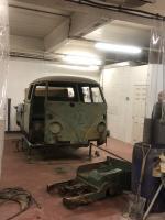 1966 Swedish Crew Cab