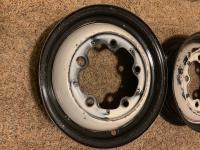 Original paint beetle wheels