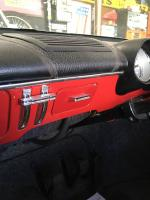 Notchback Dash - After