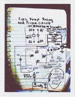 Fuel Pump wiring with Shutoff Valve