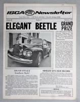 Elegant Beetle