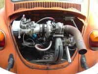 My new turbocharged 1776