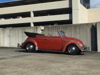 1960 Paprika Red