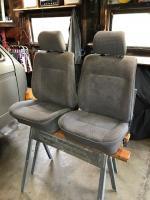 Eurovan seats
