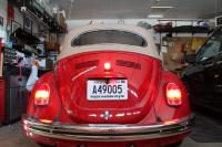 Convertible Third Brake Light