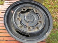 15' spare wheel gas can
