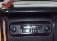 nostalgic JVC stereo