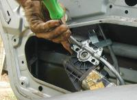 motor removal