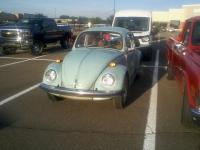Bug at B&N
