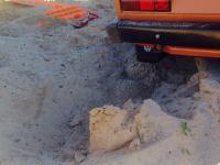 Dune Stuck