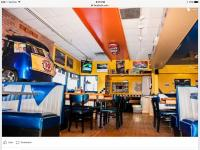 Randy's Wooster Street Pizza New Haven CT.