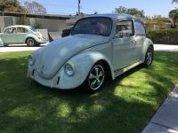 Toga White 1969 Beetle