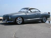 Ghia with Grey BRM's
