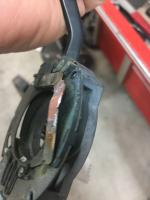 Turn Signal switch issue