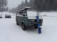 Snowboarding syncro