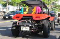 VW Dune Buggy on Big Island, Hawaii