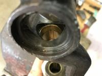 Spindle Damage and Wear