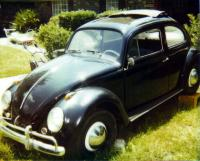 1959 Sunroof Beetle