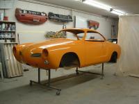 '60 Ghia - Painted