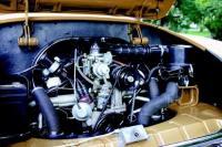 Supposedly a 1967 Karmann Ghia engine