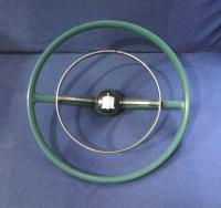 Brazilian horn ring for beetle steering wheel