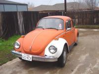 My sleeper turbo Bug