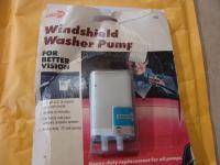 1971 VW Super windshield washer pump