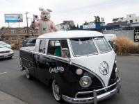 Mike Dirnt's double cab...