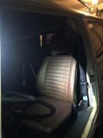 1979 Front Seat - Re-Upholstered