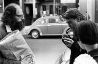 Ginsberg with '62 to '64 Beetle Sedan