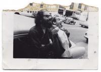 Ginsberg, Cassady & '62/'63 Beetle sedan