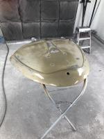 Raisedup58 light bronze ragtop