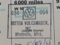 Ritter Volkswagen Inc.