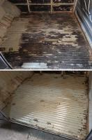 Tar/glue removal
