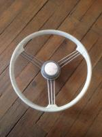 Empi radios and Petri steering wheels